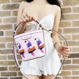 NWT Kate Spade ♠️ Bucket Bag & Crossbody